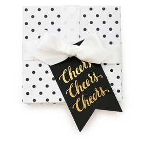 CALLIGRAPHY CHEERS TAG